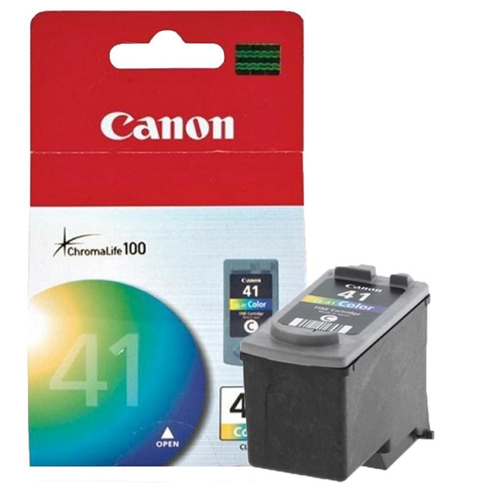 Cartucho de Tinta Canon CL41 Colorido