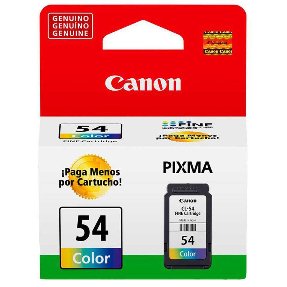 Cartucho de Tinta Canon CL54 Colorido