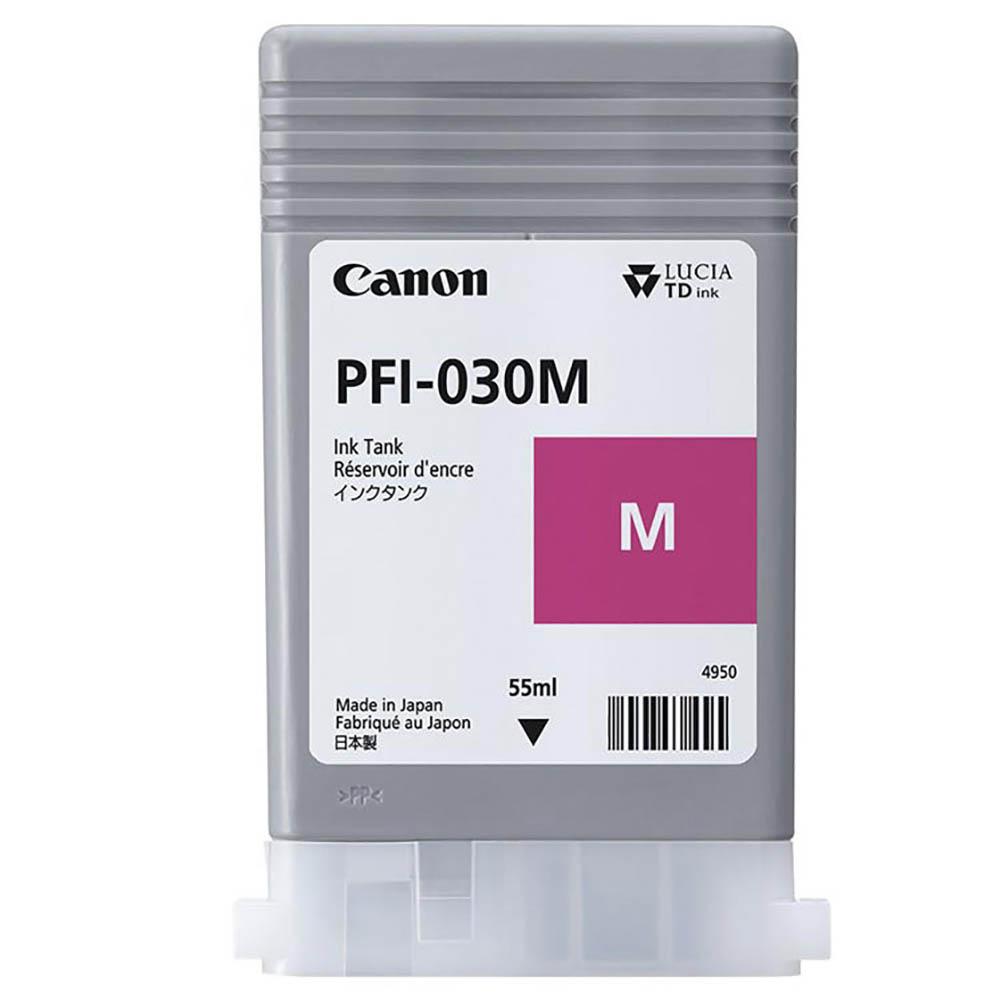 Cartucho de Tinta Canon PFI030M Magenta p/ Plotter