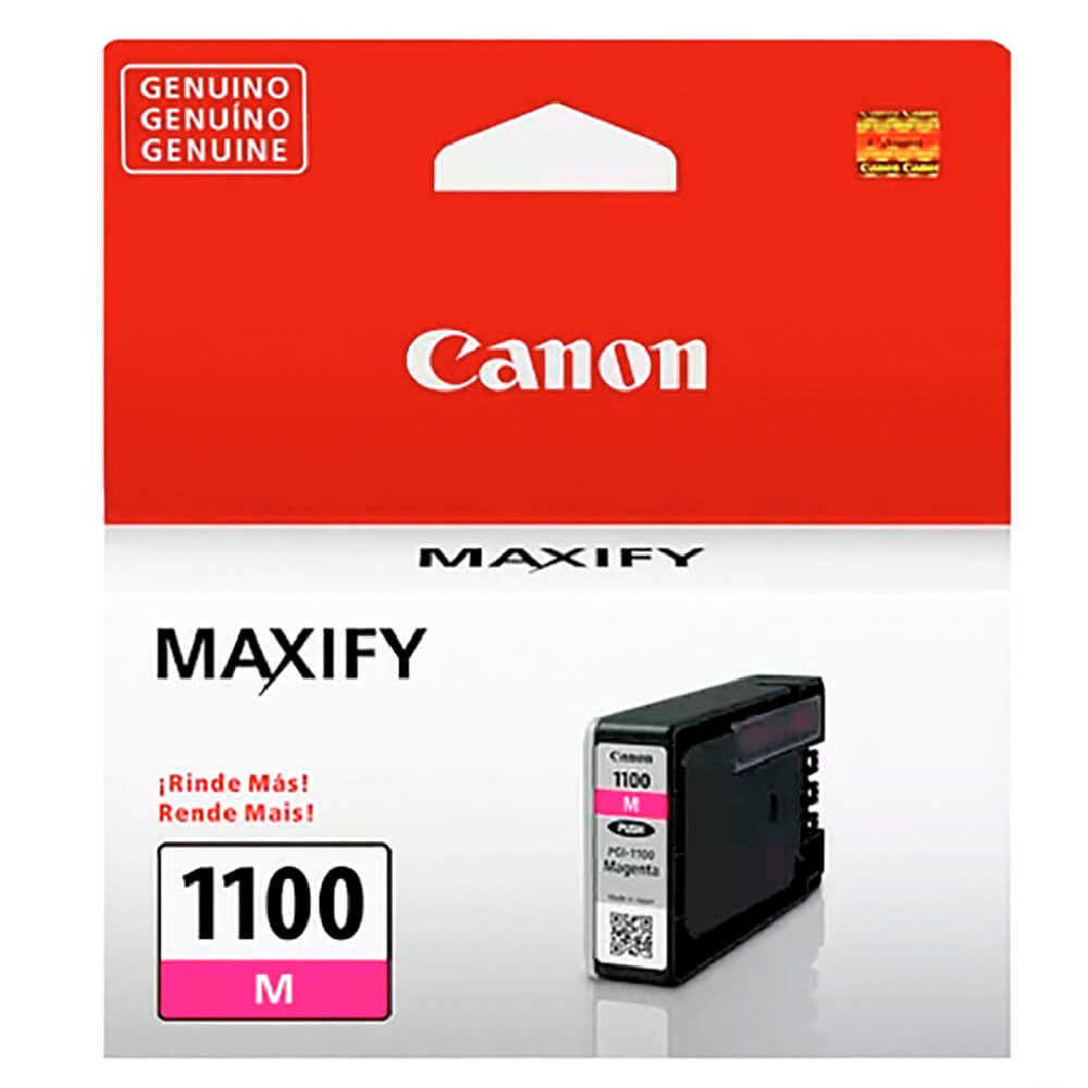 Cartucho de Tinta Canon PGI1100M Magenta