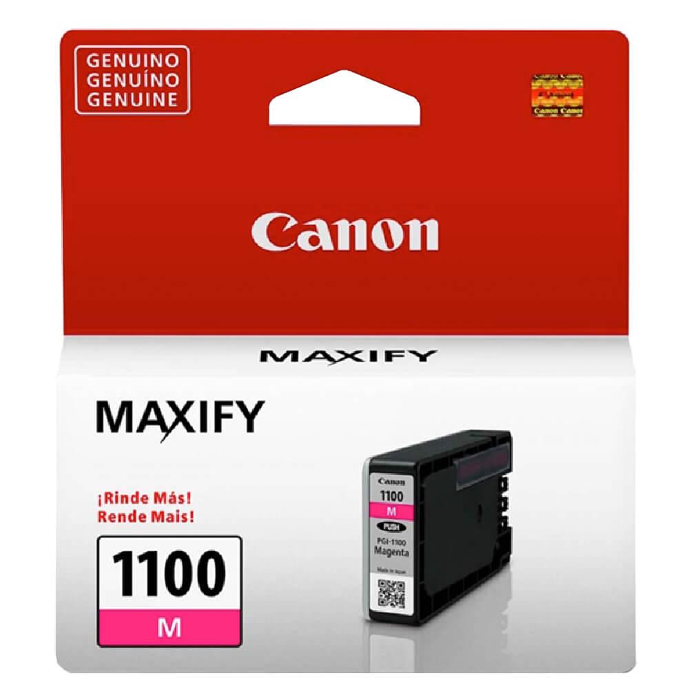 Cartucho de Tinta Canon PGI1100MXL Magenta