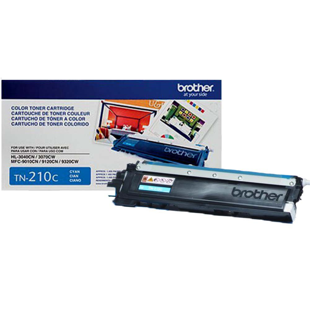Cartucho de Toner Brother TN210C Ciano