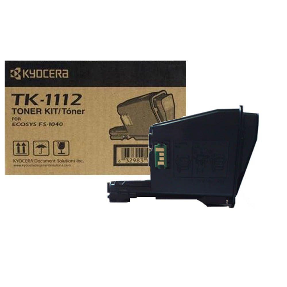 Cartucho de Toner Kyocera TK1112