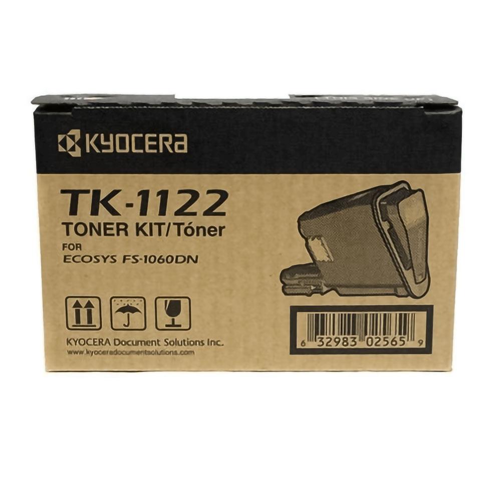 Cartucho de Toner Kyocera TK1122 - Preto