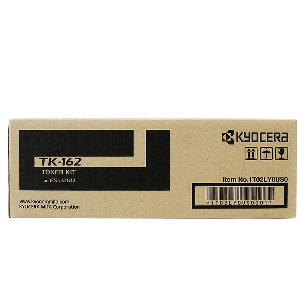 Cartucho de Toner Kyocera TK162 Preto
