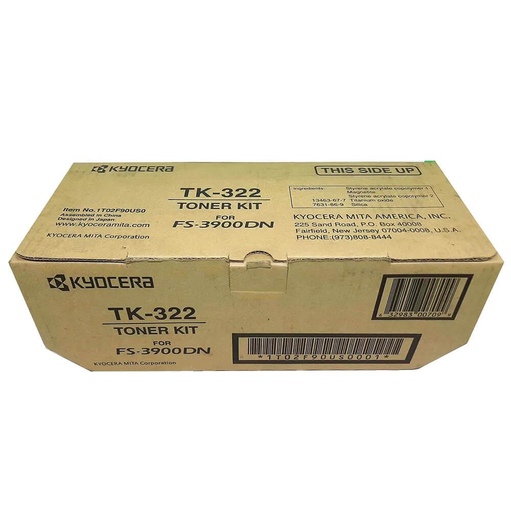Cartucho de Toner Kyocera TK322