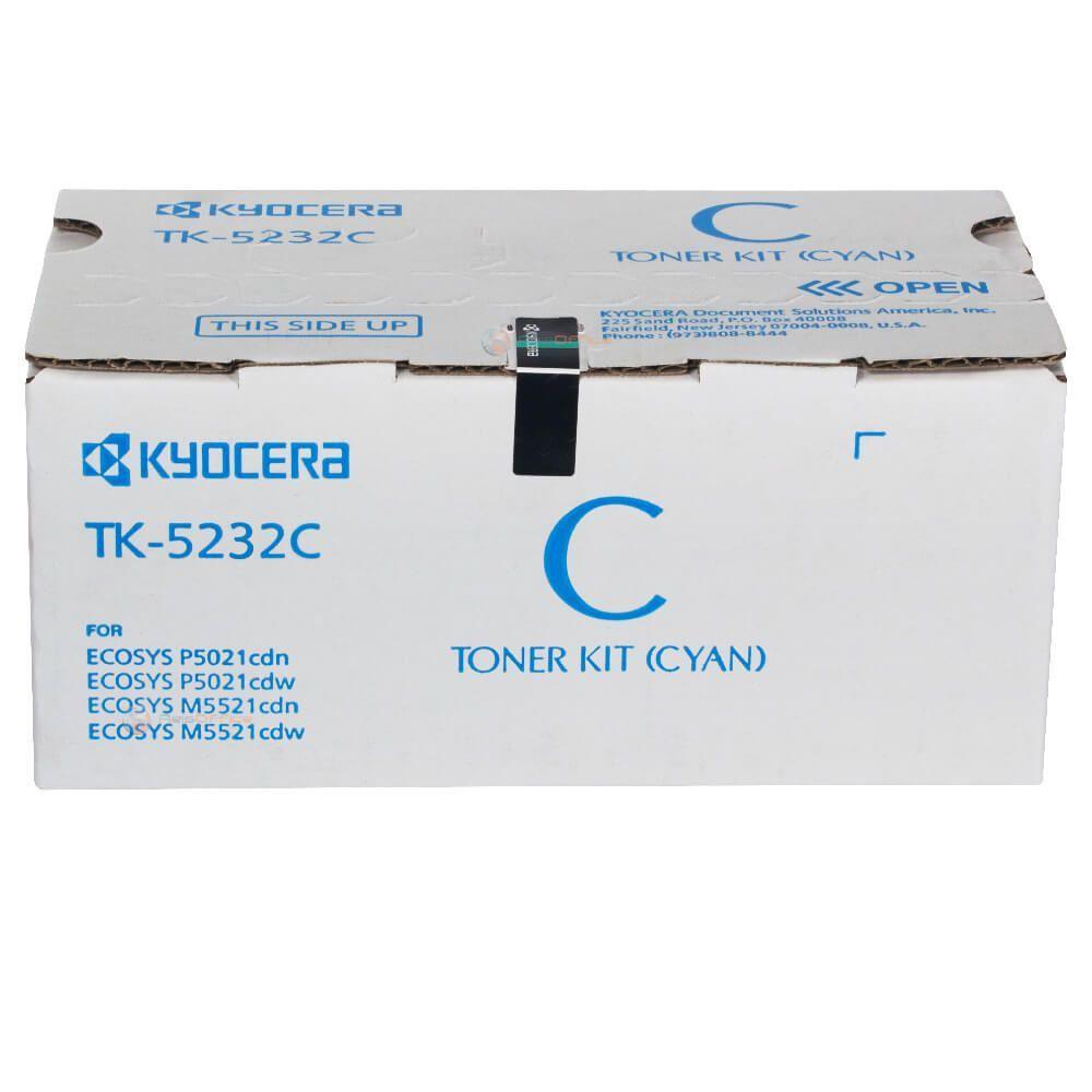 Cartucho de Toner Kyocera TK5232C Ciano