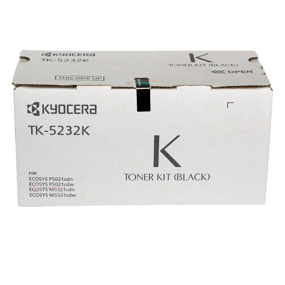 Cartucho de Toner Kyocera TK5232K Preto