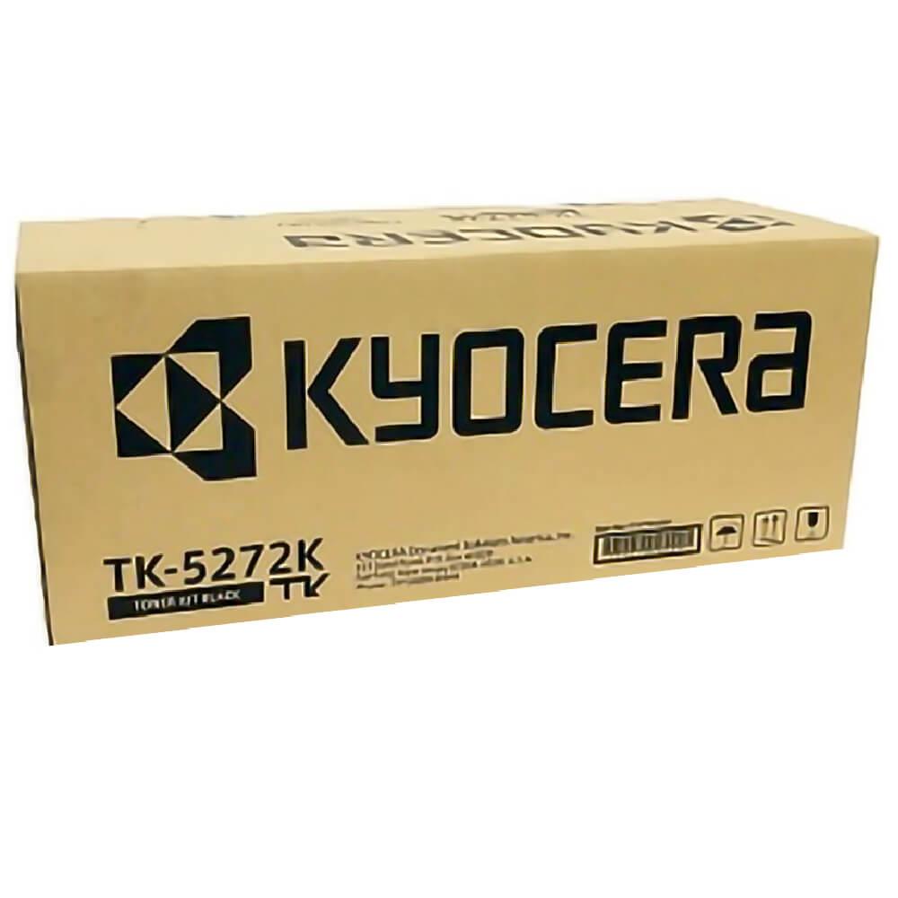 Cartucho de Toner Kyocera TK5272K Preto
