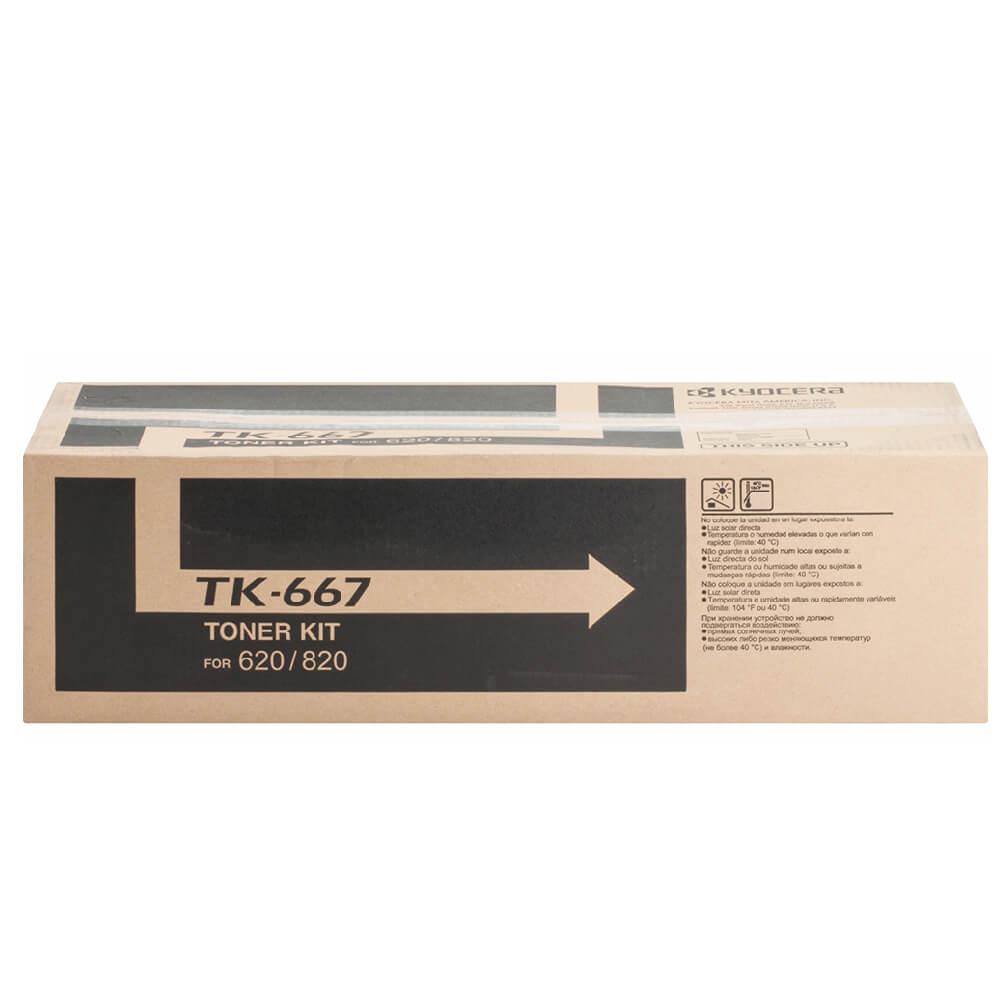 Cartucho de Toner Kyocera TK667