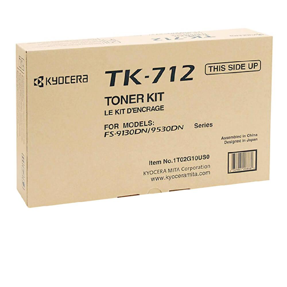 Cartucho de Toner Kyocera TK712