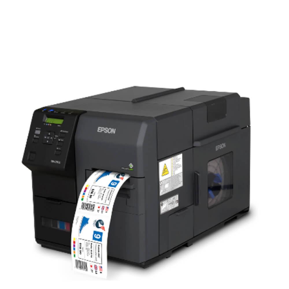 Impressora de Etiquetas ColorWorks TM-C7500G Epson