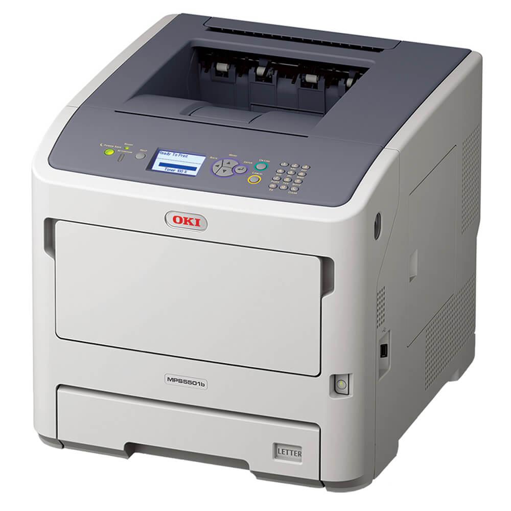 Impressora LED Mono MPS5501b OKI
