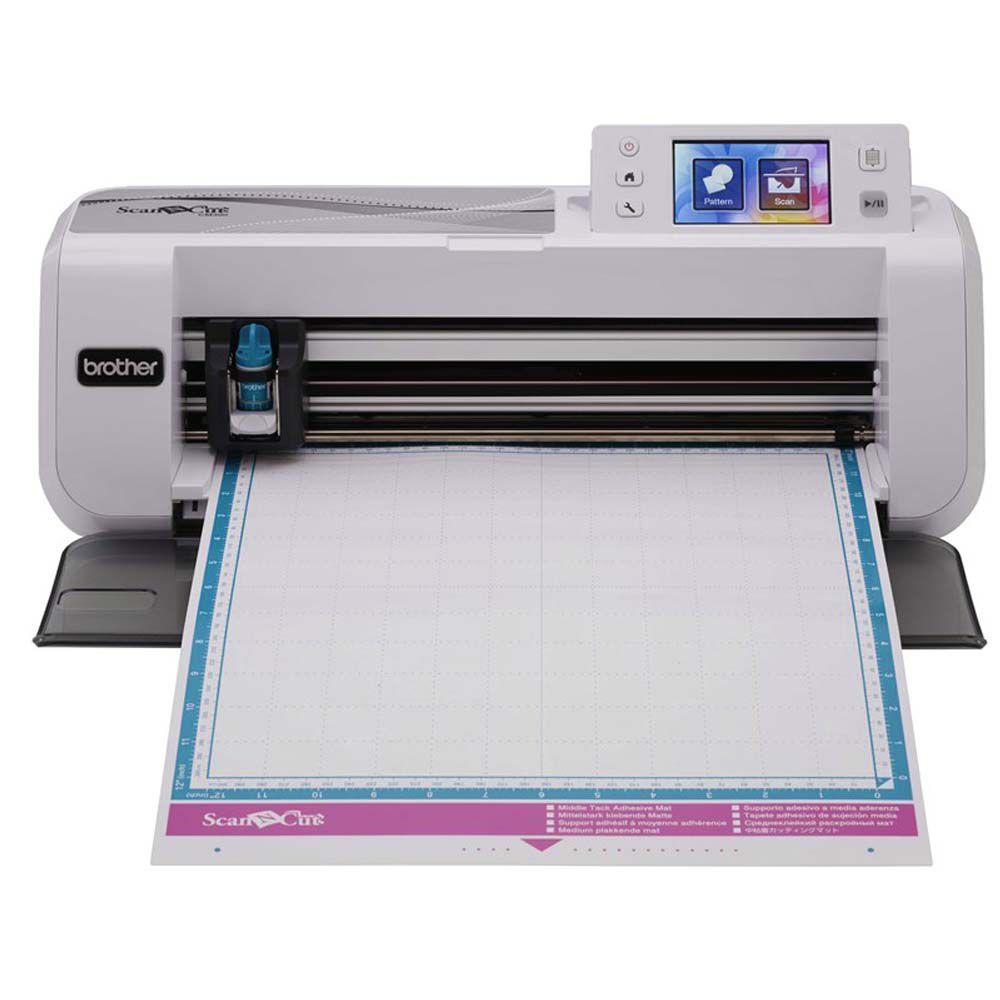 Máquina de Corte Brother ScanNCut CM300BR Com Scanner + Kit Empreendedor Reis Office