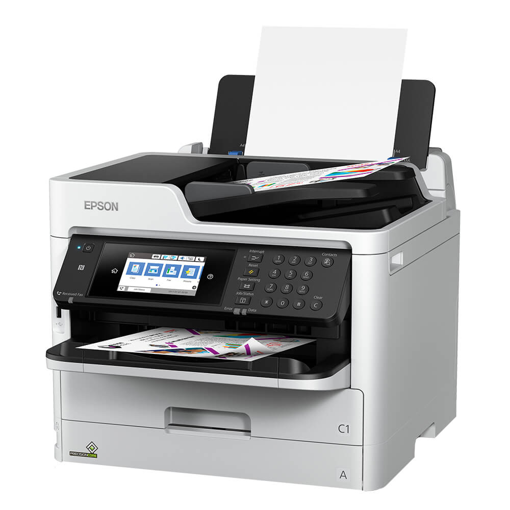 Multifuncional Jato de Tinta WorkForce Pro WF-C5790 Epson