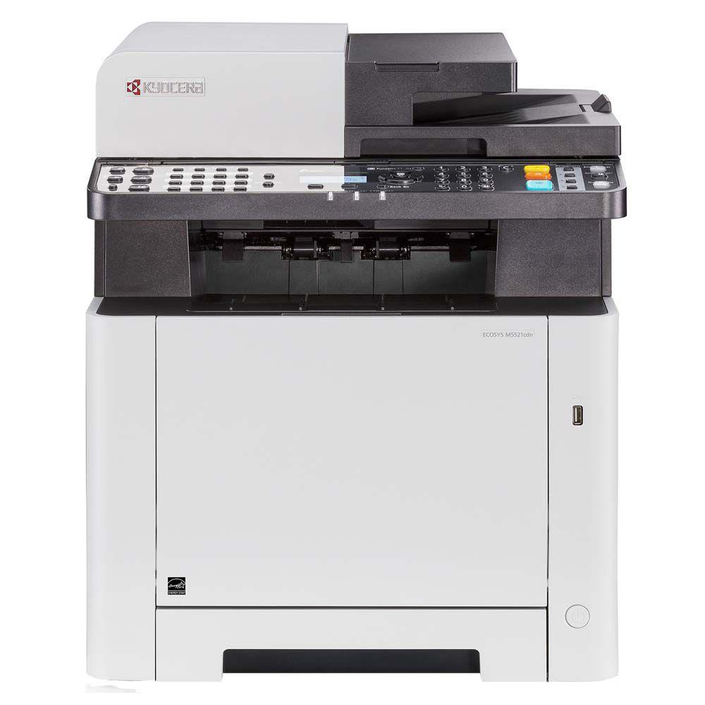 Multifuncional Laser Color Ecosys M5521CDN Kyocera