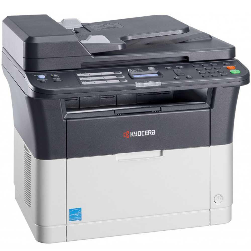 Multifuncional Laser Mono FS-1025MFP Kyocera