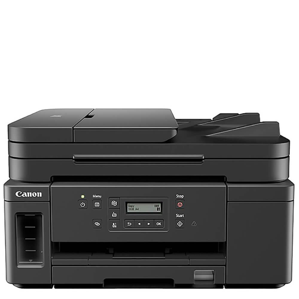 Impressora Convencional Canon Mega Tank Gm4010 Jato de Tinta Monocromática Ethernet e Wi-fi Bivolt