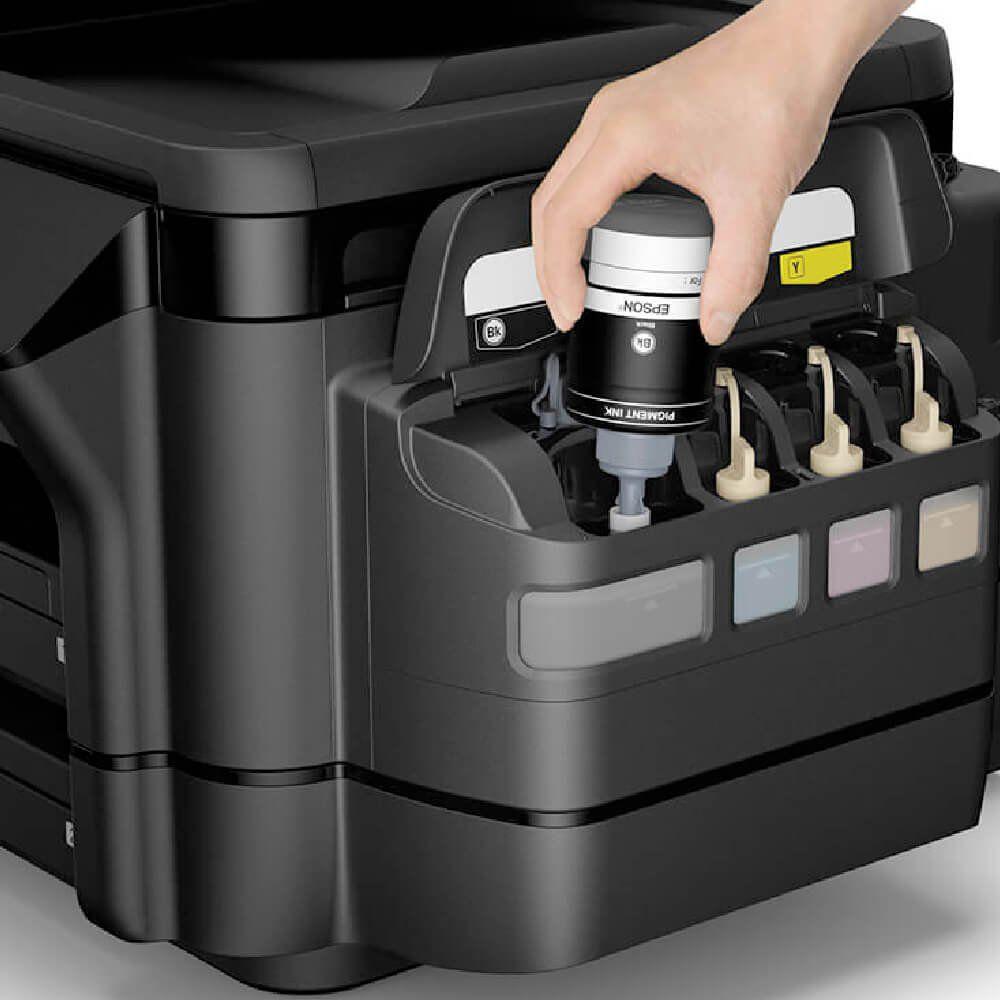 Multifuncional Tanque de Tinta Ecotank L1455 Wi-Fi e A3+ Epson