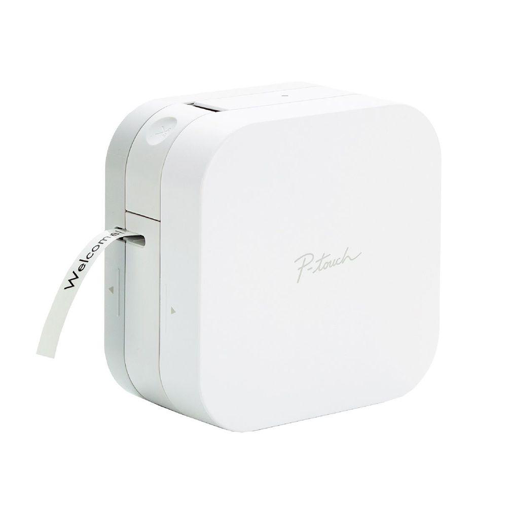 Rotulador Eletrônico P-Touch Cube PT-P300BT Brother
