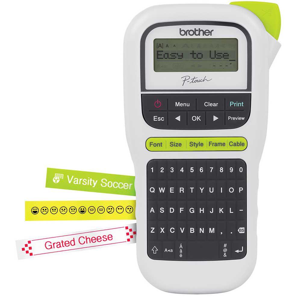 Rotulador Eletrônico Portátil PT-H110 Brother