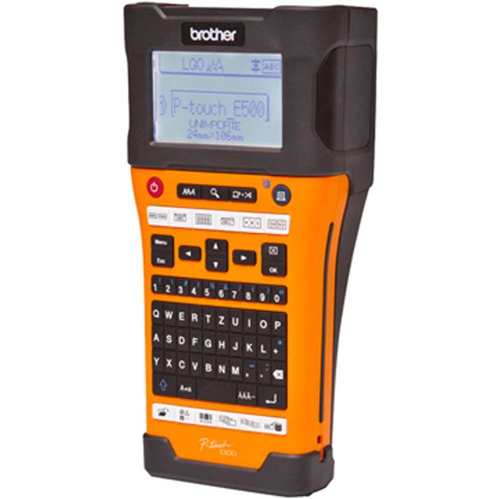 Rotulador Eletrônico PT-E500VP Brother