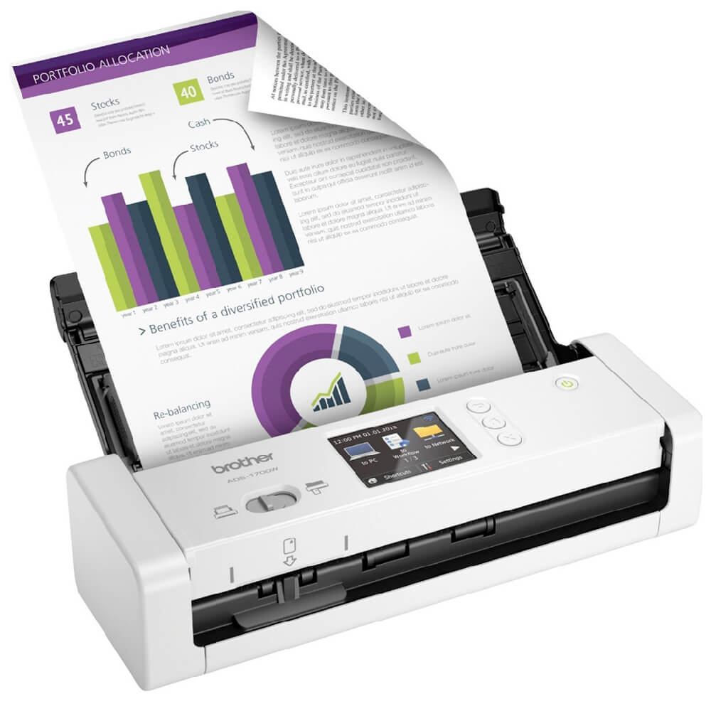 Scanner ADS-1700W Brother