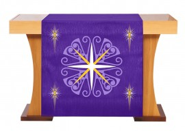 Altar Front Advent S228