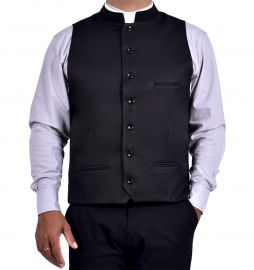 Clerical Waistcoat AF-500