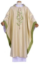 Chrism Mass Chasuble Presidential CS060
