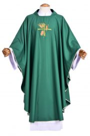 New Alliance Chasuble Green CS420