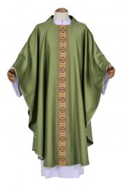 Père Jacques Hamel Chasuble CS063