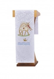 Pulpit Cover Lamb FE132