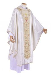 Sacred Heart Chasuble CS058