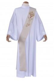 Sacred Heart Diaconal Stole ED452