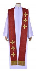 San Boaventura Priestly Stole ES344