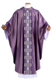 Saint Pio X Chasuble CS087