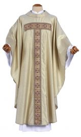 Tau Cross Chasuble CS084