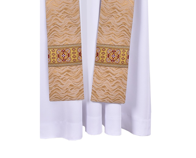Adoration Priestly Stole Asperges Cope ES704
