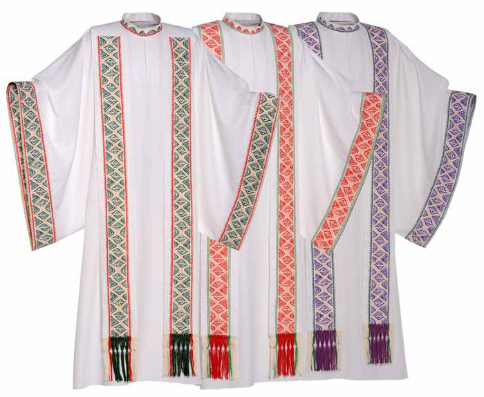 Afro Mauritania Tunic/Chasuble TC007