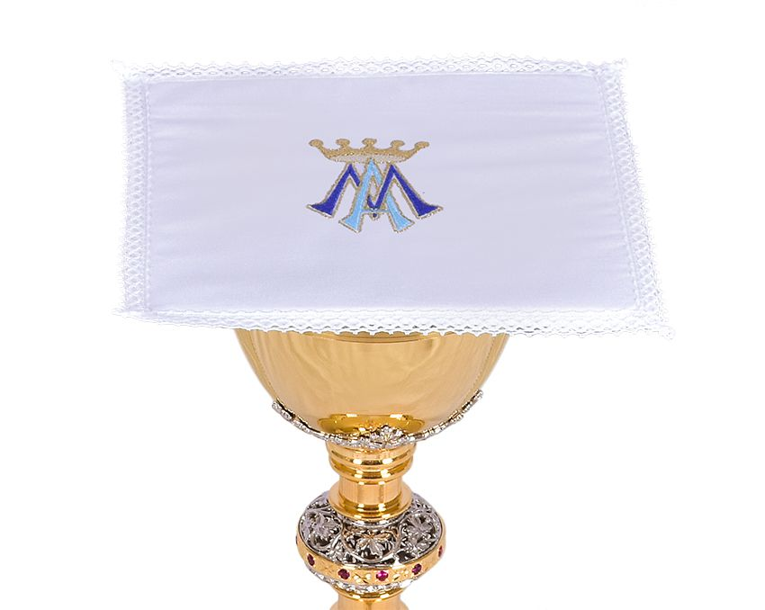 Altar Set Cotton Marian B001