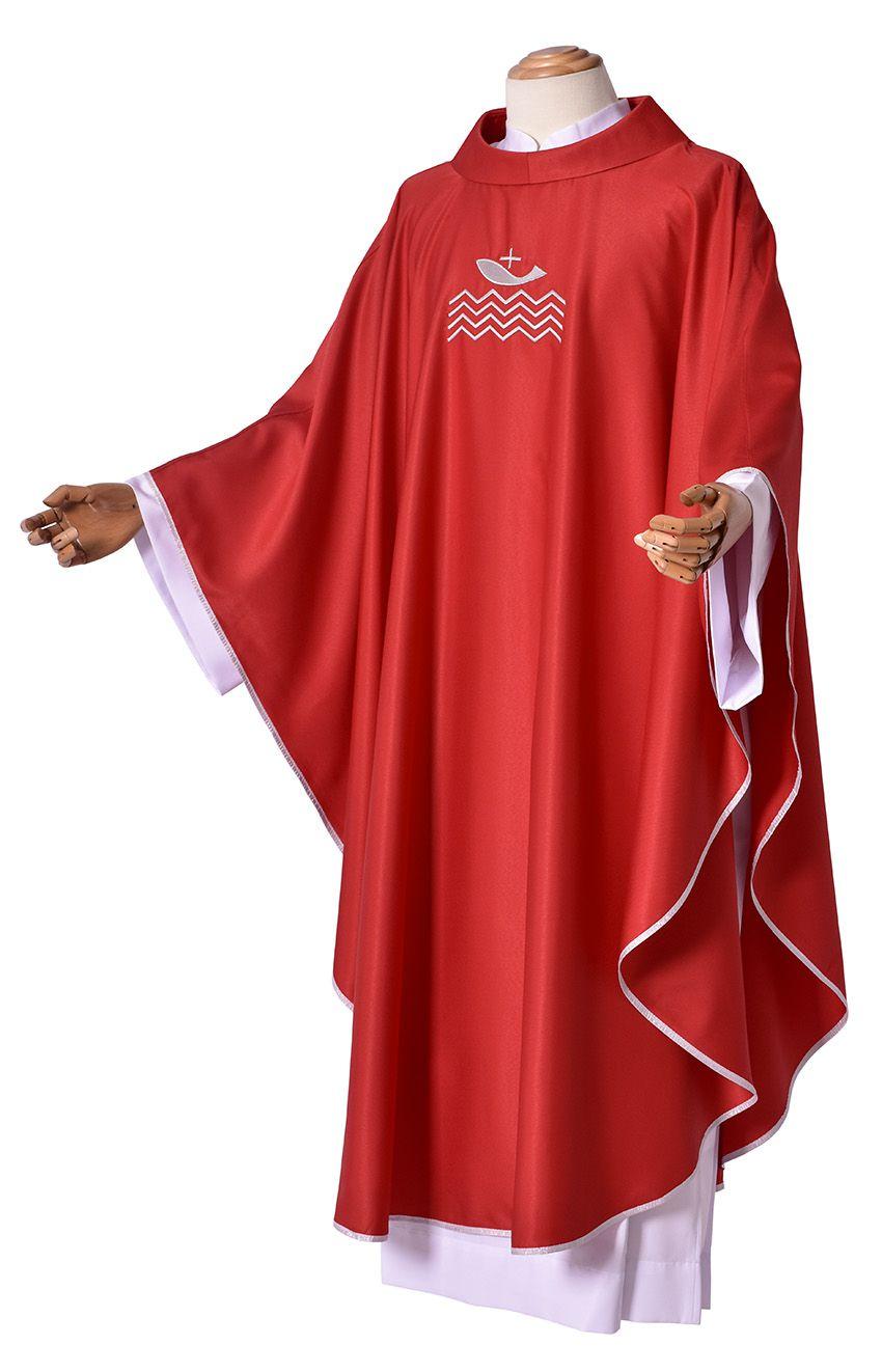 Cardinal Bergoglio Chasuble CS419