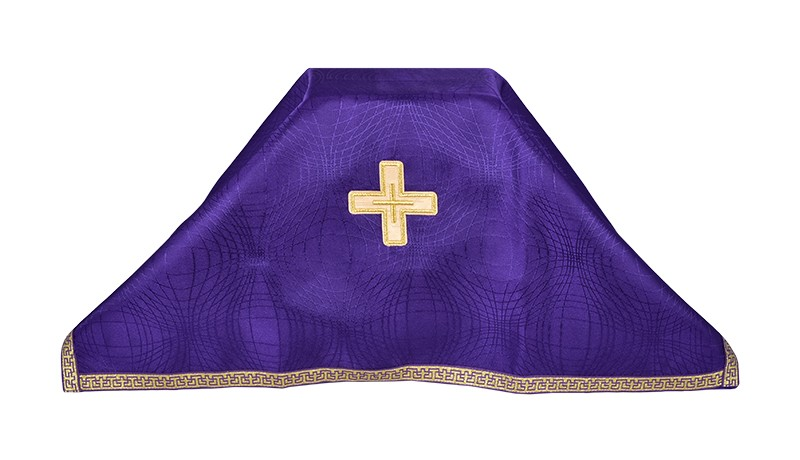 Chalice Veil Roman Saint Pius V VC387