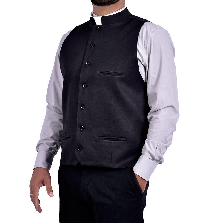 Clerical Waistcoat AF-500