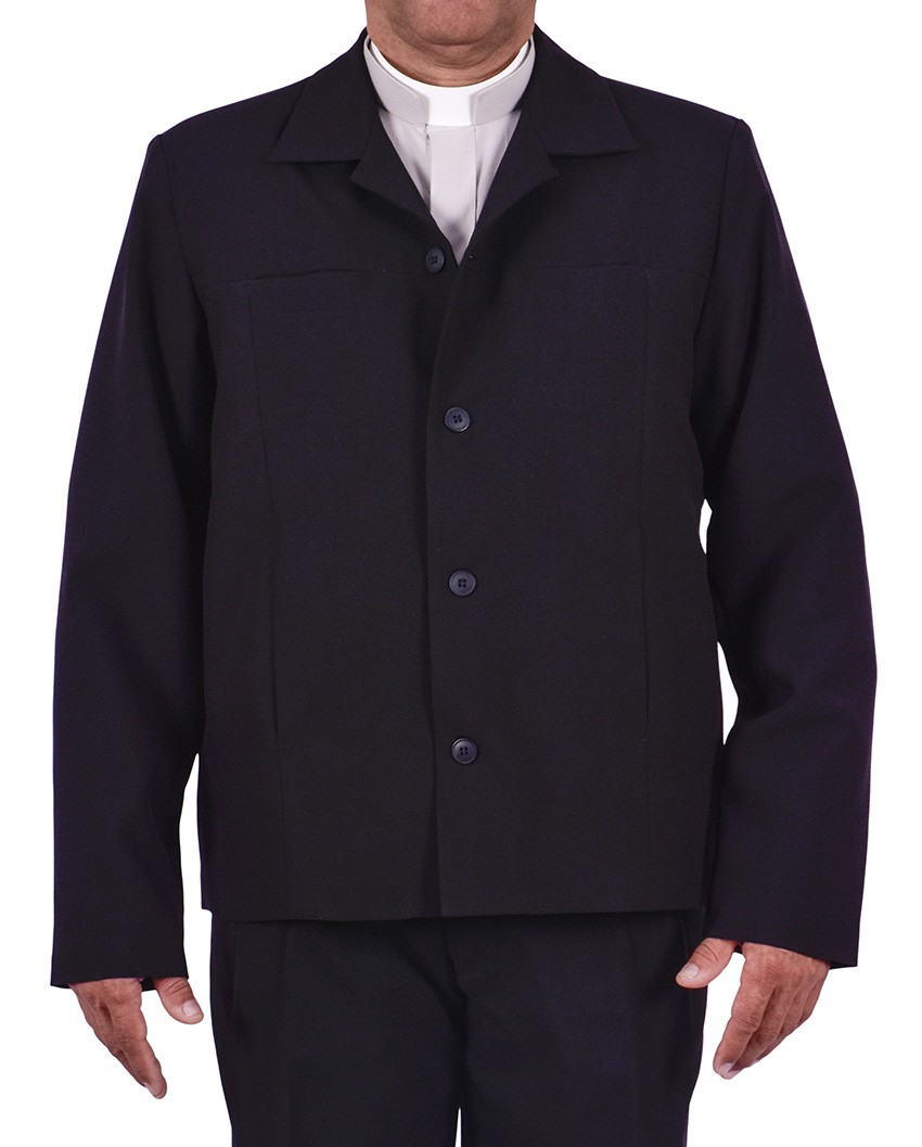 Clerical Oxford Coat CO169