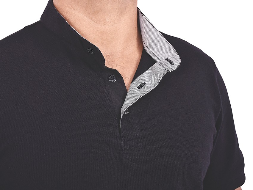 Clerical Polo Shirt PL001