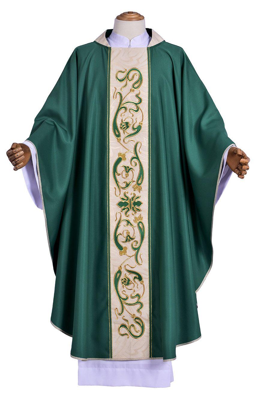 Florentine Parchment Chasuble CS426