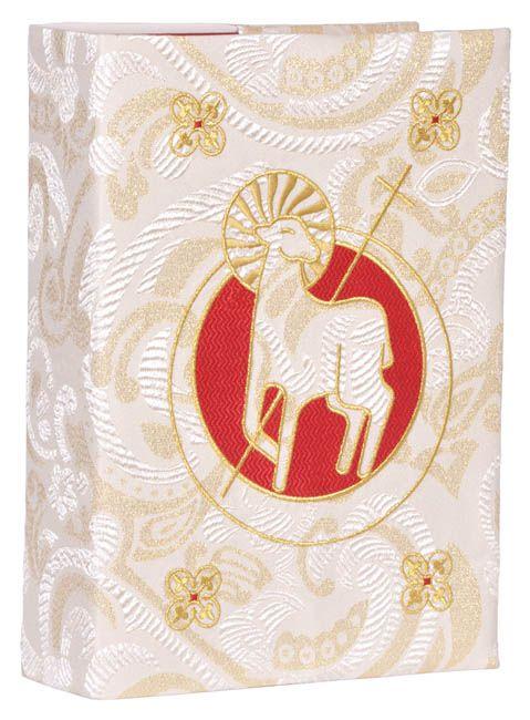Gospels Book Cover Cordeiro CE387