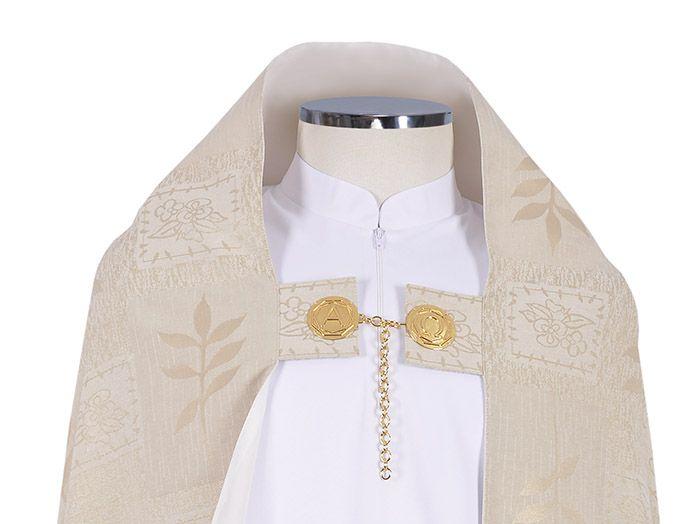 Santa Maria Shoulder Veil VO154
