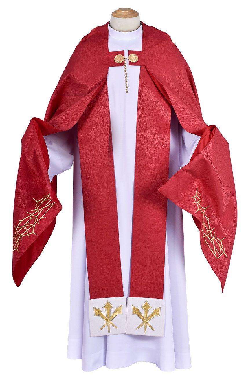 Christ King Shoulder Veil VO264